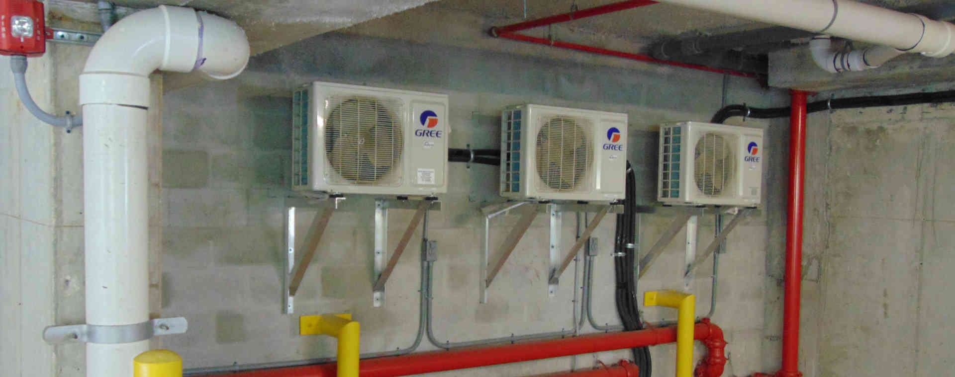 Air Conditioning & Indoor Air Purification Specialist